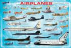 Airplanes - 100pc Jigsaw Puzzle by Eurographics