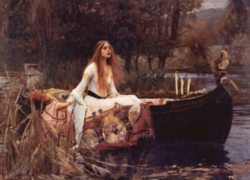 Eurographics Jigsaw Puzzles - Lady of Shalott