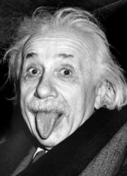 Eurographics Jigsaw Puzzles - Einstein (Tongue)