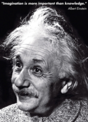 Eurographics Jigsaw Puzzles - Einstein (Imagination)