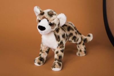 Tristan - 12'' Leopard By Douglas Cuddle Toys