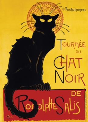 Eurographics Jigsaw Puzzles - Chat Noir
