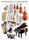 Instruments of the Orchestra - 1000pc Music Jigsaw Puzzle by Eurographics
