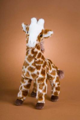 Georgia - 11'' Giraffe By Douglas Cuddle Toys