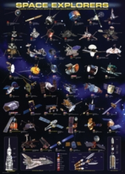 Eurographics Jigsaw Puzzles - Space Explorers