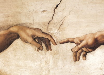 Eurographics Jigsaw Puzzles - Creation of Adam
