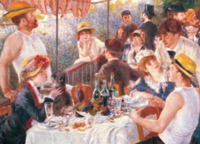 Eurographics Jigsaw Puzzles - The Luncheon