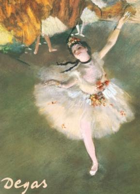 Eurographics Jigsaw Puzzles - Ballerina