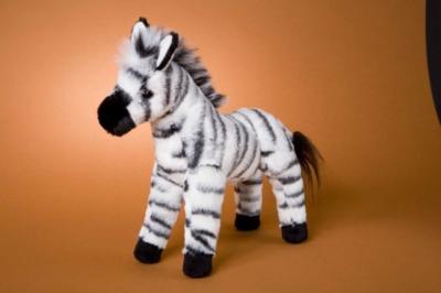 Rupert - 10'' Zebra By Douglas Cuddle Toys