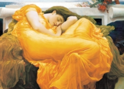Eurographics Jigsaw Puzzles - Flaming June