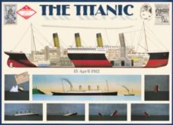 Eurographics Jigsaw Puzzles - Titanic