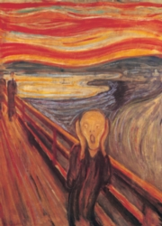 Eurographics Jigsaw Puzzles - The Scream