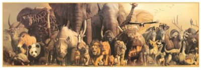 Eurographics Jigsaw Puzzles - Noah's Ark