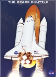 Eurographics Jigsaw Puzzles - The Space Shuttle Atlantis