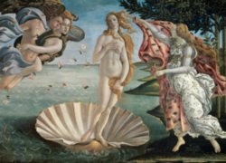 Eurographics Jigsaw Puzzles - Birth of Venus