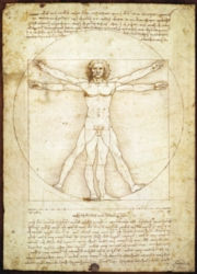 Eurographics Jigsaw Puzzles - Da Vinci: Vitruvian Man