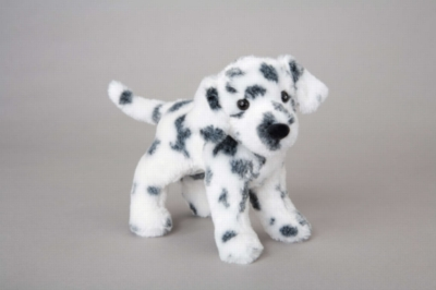 """Dooley Dalmatian - 8"""" Dog By Douglas Cuddle Toy"""