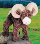 "Climber Big Horn Sheep - 7"" Sheep By Douglas Cuddle Toy"