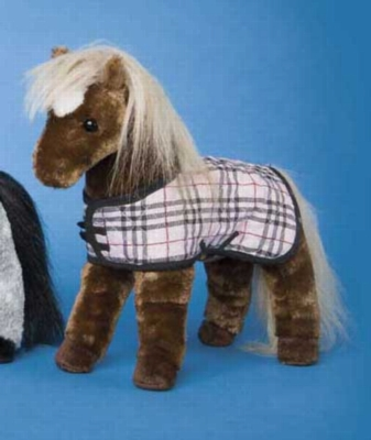Barts Pride Bay - 10'' Horse By Douglas Cuddle Toys