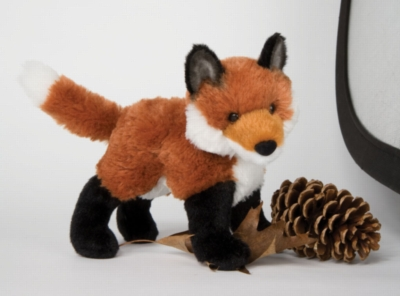 "Francine Fox - 7"" Fox By Douglas Cuddle Toy"