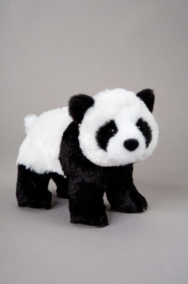 "Bamboo Panda -7"" Bear By Douglas Cuddle Toy"