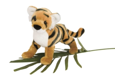 "Terrance - 12"" Tiger By Douglas Cuddle Toys"
