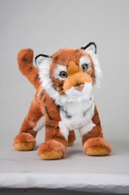 "Goldenrod Tiger - 10"" Tiger By Douglas Cuddle Toy"
