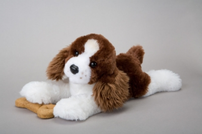"Coil Springer - 14"" Dog By Douglas Cuddle Toy"