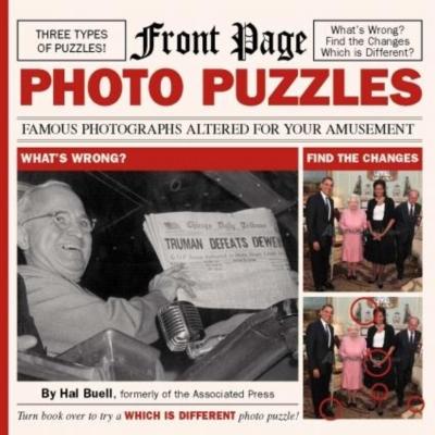 Puzzle Books - Front Page Photo Puzzles