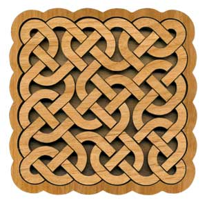 Brain Teasers - Paradigm Puzzles: Celtic Knot