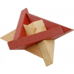 Assembly Puzzles - Star of David