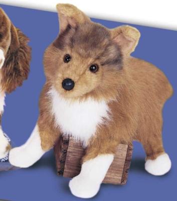 Sheba Collie - 16'' Dog By Douglas Cuddle Toys