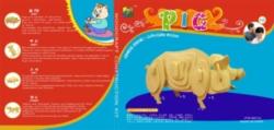 3D Puzzles - Pig