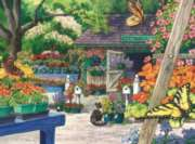 The Garden Shop - 1000pc Jigsaw Puzzle by Bits & Pieces