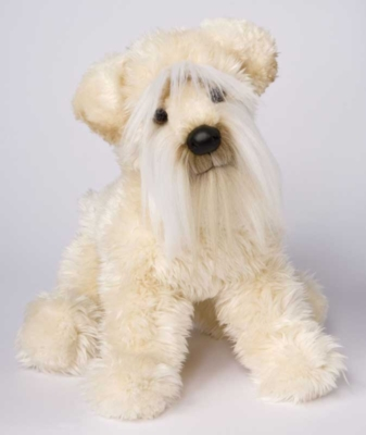 Cloudy Wheaten Terrier - 16'' Dog By Douglas Cuddle Toys
