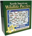 Gamefish of the US - 550pc Jigsaw Puzzle by Channel Craft