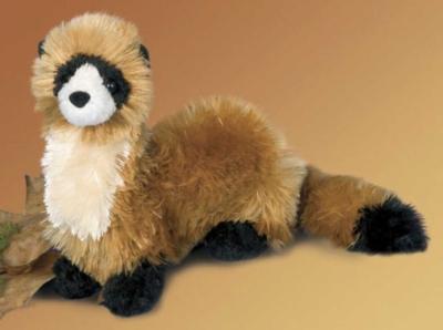 Jerrett - 8'' Ferret By Douglas Cuddle Toys
