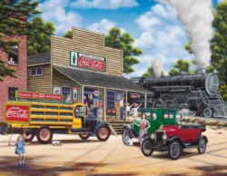 Springbok Jigsaw Puzzles - All Aboard