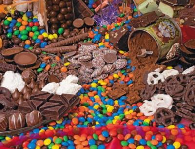 Springbok Jigsaw Puzzles - Chocolate Sensation