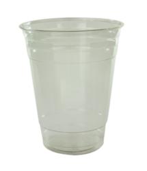Dart - Clear PET Plastic Cold Cup, 16oz, 16CT, 1000/cs