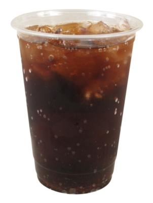 Dart - Clear PET Plastic Cold Cup, 20oz, 20CT, 600/cs
