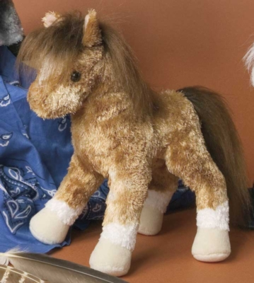Killian Roan - 9'' Horse By Douglas Cuddle Toys