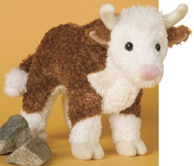 Tumbleweed - 8'' Bull By Douglas Cuddle Toys