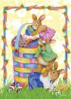 Bunnystack - Standard Flag by Toland
