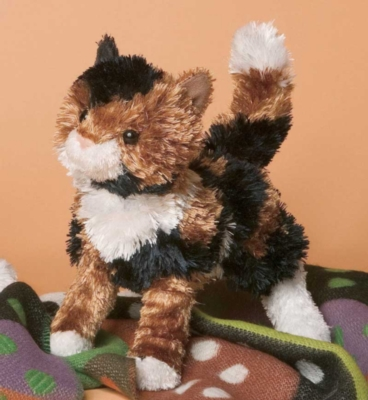 Cashmere Calico - 9'' Cat by Douglas Cuddle Toys