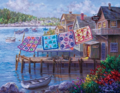 Jigsaw Puzzles - Dockside Quilts