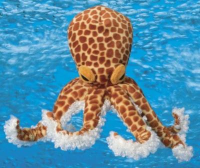 Tashette - 11'' Octopus By Douglas Cuddle Toys