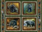 Bear Cameos - 1000pc Large Format Jigsaw Puzzle By Sunsout