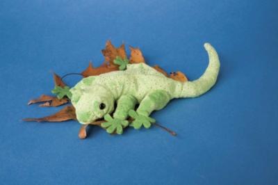 Klinger - 8'' Gecko By Douglas Cuddle Toys