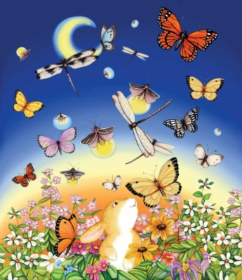 Jigsaw Puzzles for Kids - Firefly Dance